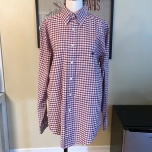 Men's brooks brothers slim fit button down